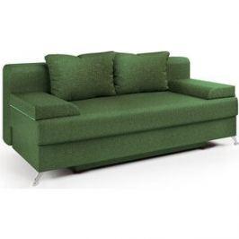Диван-еврокнижка Шарм-Дизайн Лайт зеленый