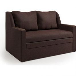 Диван-кровать Шарм-Дизайн Дуэт шоколад