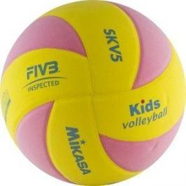 Мяч волейбольный Mikasa SKV5-YP р.5 (облегченный)