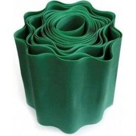 Лента бордюрная Raco цвет зеленый (20 см x 9 м)