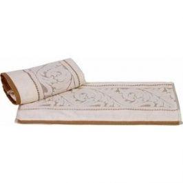 Полотенце махровое Hobby home collection Sultan кремовый 100x150 (1501001309)