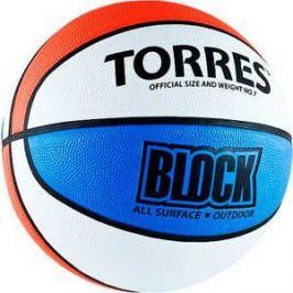 Мяч баскетбольный Torres Block (арт. B00077)