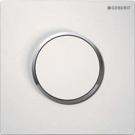 Привод смыва Geberit HyTouch Sigma 10 пневматический, для писсуара, белаый/хром (116.015.KJ.1)
