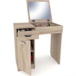 Стол туалетный Мастер Риано-03 (дуб сонома) МСТ-ТСР-03-ДС-02