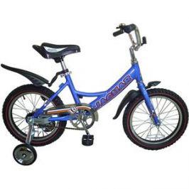 Велосипед 2-х колесный Jaguar MS-A162 Alu синий