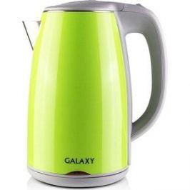 Чайник электрический GALAXY GL0307, зеленый