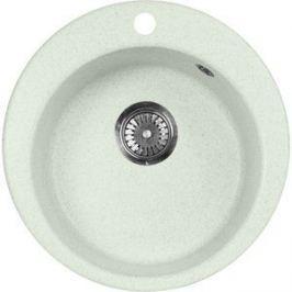 Кухонная мойка AquaGranitEx M-05 (303) салатовый