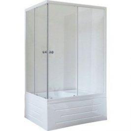 Душевой уголок Royal Bath BP 100x80x200 прозрачное, правый (RB8100BP-T-R)