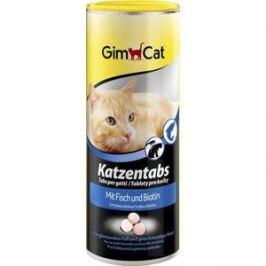 Витамины Gimborn Gimcat Katzentabs with Fish and Biotin с рыбой и биотином для кошек 710таб (409146)