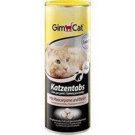 Витамины Gimborn Gimcat Katzentabs with Mascarpone and Biotin c сыром маскарпоне и биотином для кошек 710шт (408064)