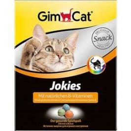 Витамины Gimborn Gimcat Jokies with Natural B-Vitamins шарики с натуральными витаминами группы B для кошек 400таб (408767)