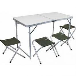 Набор мебели TREK PLANET T (стол + 4 стула) TA-21407+FS-21124