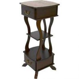 Подставка Мебелик Берже 14 темно-коричневый