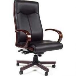 Офисное кресло Chairman CH411 черный