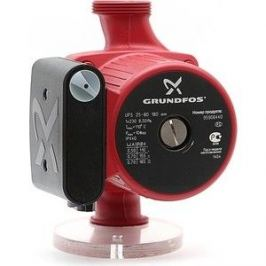 Циркуляционный насос Grundfos UPS 25-80 (95906440)