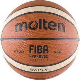 Мяч баскетбольный Molten BGM5X (р. 5)