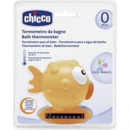 Термометр Chicco для ванны Baby Moments Рыбка 320719043