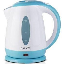Чайник электрический GALAXY GL0221, голубой