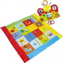 Развивающий коврик Biba Toys Happy Garden 100*100 см GD053