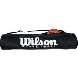 Сумка Wilson на 5 баскетбольных мячей Tube Bag, арт. WTB1810 (длина 110 см, диаметр 37см)