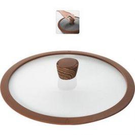 Крышка с силиконовым ободком d 28 см Nadoba Greta (751311)