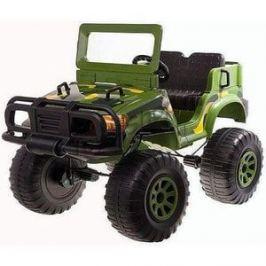 Электромобиль CHIEN TI Backyard Safari (CT-888 4x4) зеленый