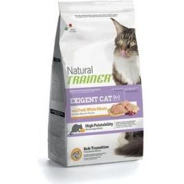 Сухой корм Trainer Natural Exigent Cat with Fresh White Meats со свежим белым мясом для привередливых кошек 1,5кг