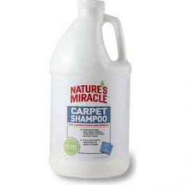 Cредство 8in1 Nature's Miracle Carpet Shampoo моющее для ковров и мягкой мебели с нейтрализаторами аллергенов 1,9л