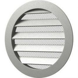 Решетка Era вентиляционная круглая D185 алюминиевая с фланцем D160 (16РКМ)