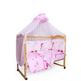 Комплект детского постельного белья AmaroBaby 7-ми предметный
