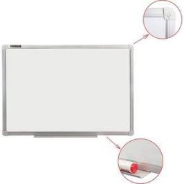 Доска магнитно-маркерная BRAUBERG Стандарт 120x180 см алюминиевая рамка 235525