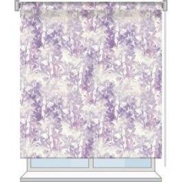 Рулонная штора Волшебная ночь 140x175 Стиль Прованс Рисунок Lily