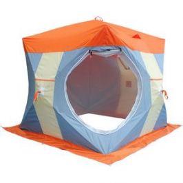 Палатка рыбака Митек Нельма Куб-2 Люкс (двухслойная)