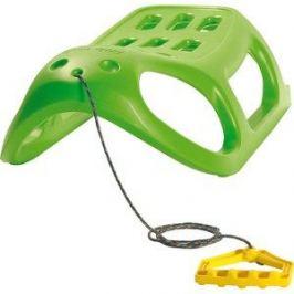 Санки Prosperplast LITTLE SEAL green (зеленый) (ISBSEAL-361C)