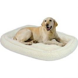 Лежанка Midwest Quiet Time Deluxe Fleece Double Bolster Bed 24