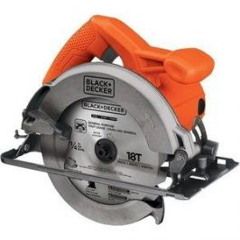 Пила дисковая Black+Decker CS1004