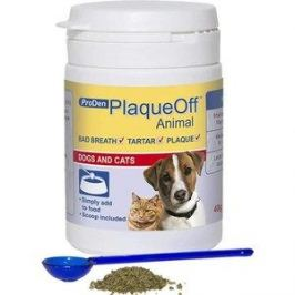 Средство ProDen PlaqueOff PlaqueOff Animal для профилактики зубного камня у кошек и собак 40г