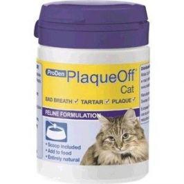 Средство ProDen PlaqueOff PlaqueOff Cat для профилактики зубного камня у кошек 40г