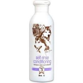 Шампунь 1 All Systems Self-rinse Conditioning Shampoo and Coat Refresher без смывания для кожи и шерсти кошек и собак 250мл