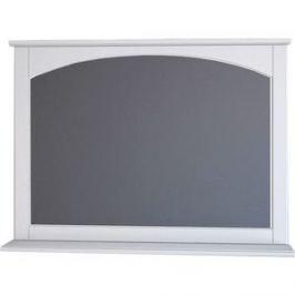 Зеркало с полкой Dreja Antia 105 белое (99.0424)