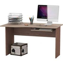 Стол письменный Мебельный двор С-МД-1-04 ясень шимо светлый/ясень шимо темный