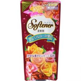 Кондиционер Nihon Detergent Sweet Floral с нежным ароматом роз 500 мл