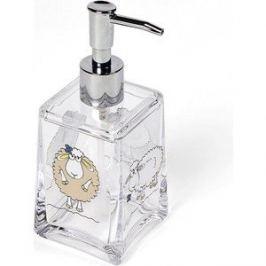 Дозатор для жидкого мыла Tatkraft ACRYL FUNNY SHEEP, ударопрочный акрил (19133) (19133)