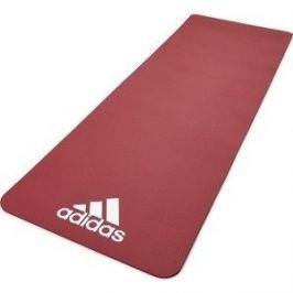 Коврик для фитнеса Adidas ADMT-11014RD (мат) 7 мм красный
