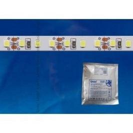 Светодиодная влагозащищенная лента Uniel ULS-2835-60LED/m-8mm-IP65-DC12V-6W/m-5M-WW
