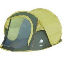 Палатка TREK PLANET Moment 2, быстросборная, зеленый (70295)