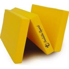 Мат PERFETTO SPORT Мат № 4 (100 х 150 х 10) складной жёлтый