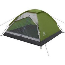 Палатка Jungle Camp Lite Dome 3, зеленый/серый (70812)