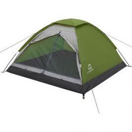 Палатка Jungle Camp Lite Dome 4, зеленый/серый (70813)