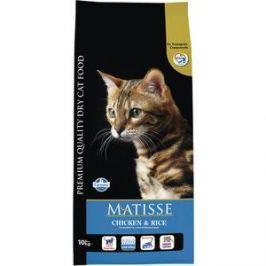 Сухой корм Farmina Matisse Chicken & Rice с курицей и рисом для взрослых кошек 10кг